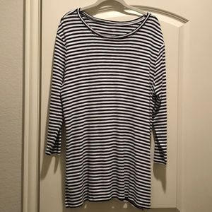 🌻 Old Navy striped tunic